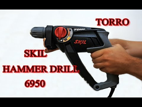 Skil Hammer Drill 6950 550W- TORRO