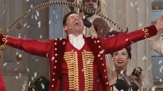 ヒュー・ジャックマンが躍る!歌う!まるでブロードウェイ・ミュージカル!映画『グレイテスト・ショーマン』生パフォーマンス映像