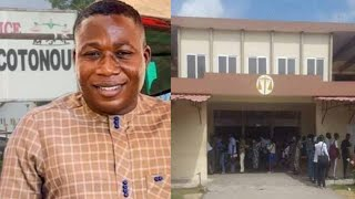 SUNDAY IGBOHO RETURN TO CELL IN BENIN COURT ADJOURNS CASE TILL FRIDAY AND FREE IGBOHO'S WIFE