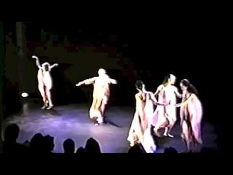 Berceuse  (choreography Isadora Duncan)