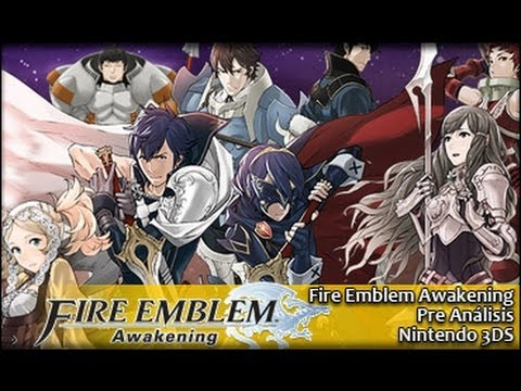 Fire Emblem Awakening - Avance