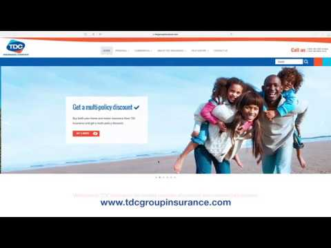 TDC Insurance Website