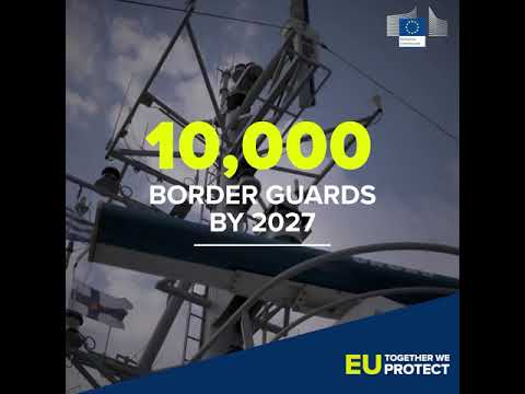 EU Protects: European Border and Coast Guard