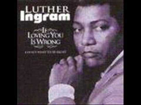 Luther Ingram - If It's All The Same To You Babe / Exus Trek