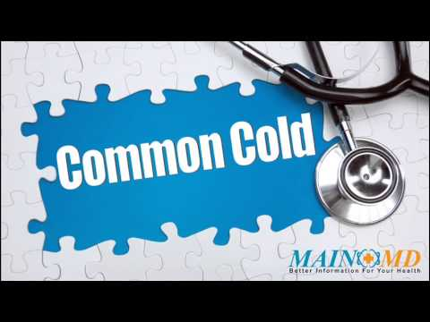 Common Cold ¦ Treatment and Symptoms