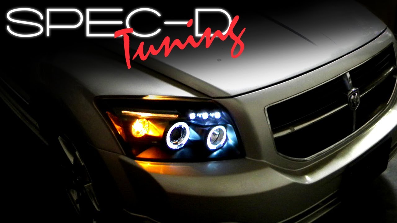Specdtuning Installation Video 2006 2010 Dodge Caliber