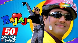 Rajaji (1999) - Govinda - Raveena Tandon - Hindi Full Comedy Movie