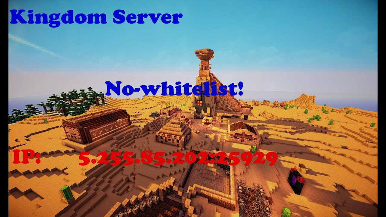 5 Ip 4 Address 1 Minecraft Server Minecraft