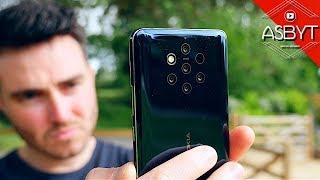 Nokia 9 PureView Review - A 5 Lens Camera GIMMICK?