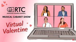 Virtual Valentine | Redwood Theatre Company