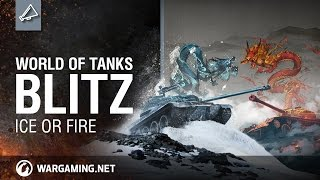 World of Tanks Blitz - Unleash The Power of Dragons