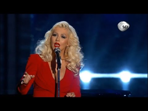 Christina Aguilera  Beautiful  2015 Breakthrough Prize Awards