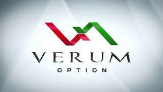 видео Теперь вы сможете пополнять счет Verum Option с помощью Вебмани
