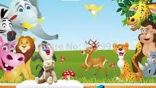 Развивающий мультик про животных для детей. Учим животных и спасаем их