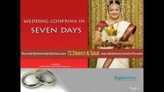Tamil Matrimony - Chennai Matrimony