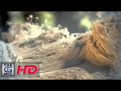 "CGI VFX Demo : ""250,000,000 Particles Mandelbulb Render Using Arnold 4.0"" by - Juanjo González"