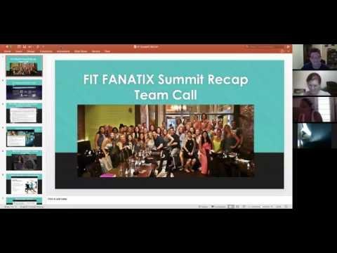 FIT FANATIX SUMMIT RECAP