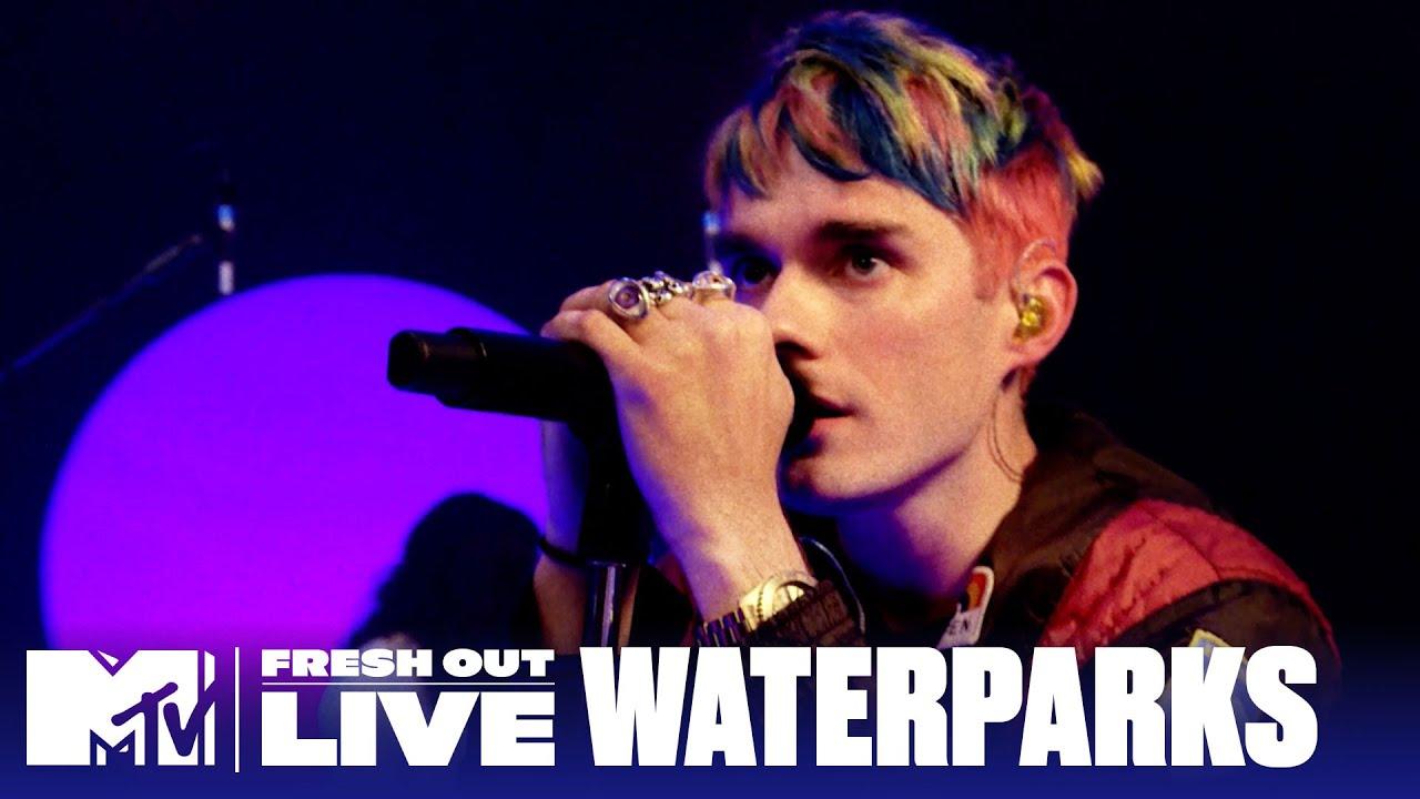 Waterparks Performs 'Violet!' | #MTVFreshOut