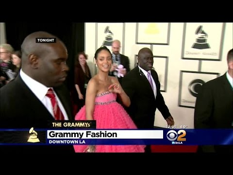 Fashion Hits & Misses At 57th Annual Grammy Awards