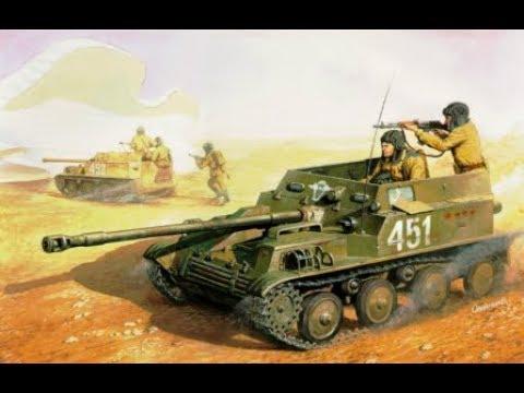 ☭ ASU-57 - War Thunder Gameplay PL