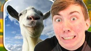 GOAT SIMULATOR (iPhone Gameplay Video)