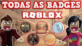 COMMENT FAIRE TOUS LES BUENA VISTA BADGES ON ROBLOX (JAILBREAK CREATOR ASIMO MAP)