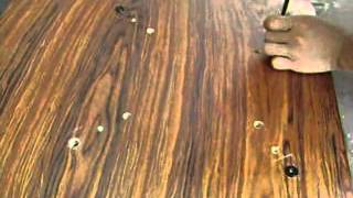 How To Repair The Eames Lounge Chair By Yourself (6).flv
