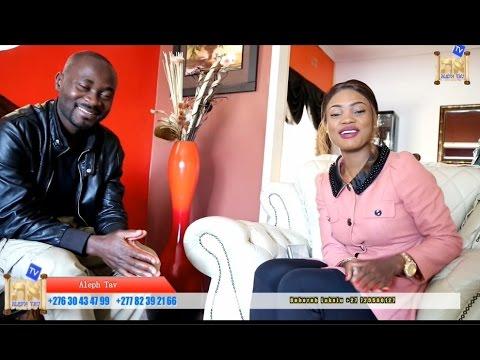 Sr Deborah Lukalu parle de LAW BREAKER sur Aleph Tav TV