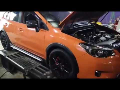 Subaru Xv Sports Crosstrek Awd Dyno Max Horse 161 53 Torque 18 76 Custom Modified