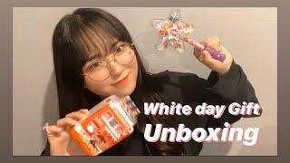 #3 [Unboxing] 혜비니스   화이트데이 선물 …