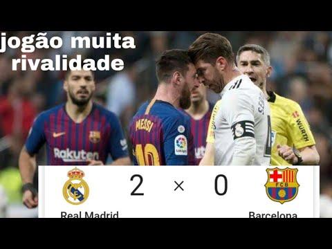 Real Madrid vs. Barcelona score: Vinicius Junior, Mariano decide El ...
