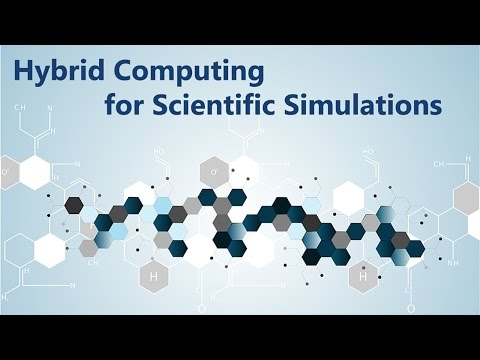 Hybrid Computing for Scientific Simulation at the San Diego Supercomputer Center
