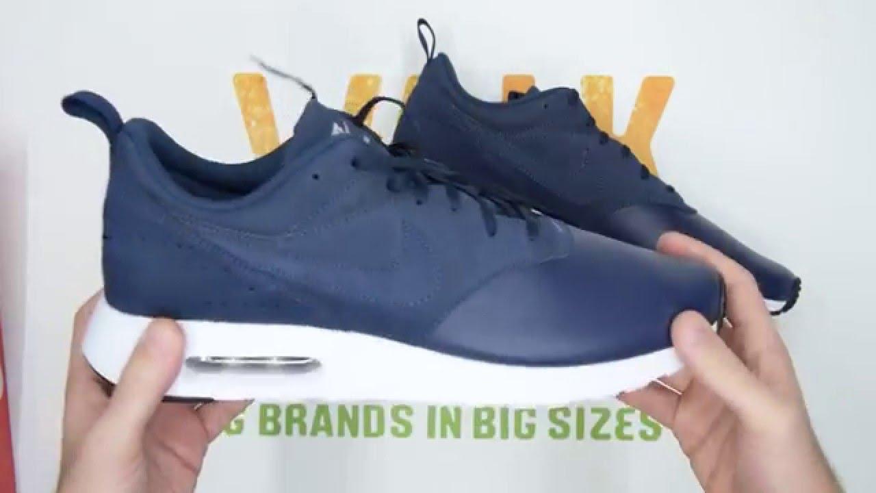 Nike Air Max Tavas Navy Leather
