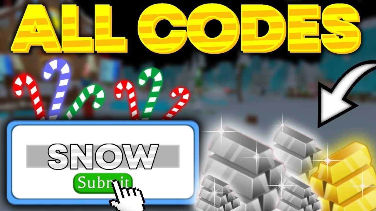 Roblox Snowman Simulator Codes July 2020