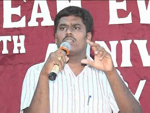 Everest Study centers - Speech by Bala @ Everest5