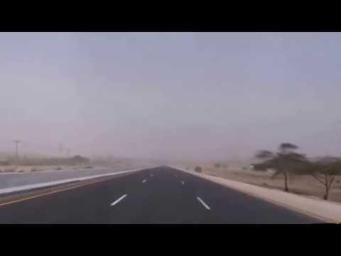 Karachi to Hyderabad Motorway