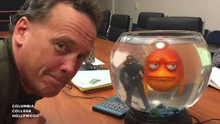 Columbia College Hollywood: An Interview with Voice Actor, Dee Bradley Baker