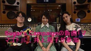 Sugar's Campaignのニューアルバム『ママゴト』(8月10日リリース)のタ...