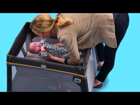 Ready, Set, Jet Set with the #Graco Pack 'n Play Playard Jetsetter