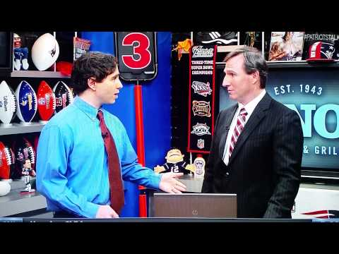 Comcast SportsNet New England on legal options for Tom Brady and New England Patriots May 12 2015