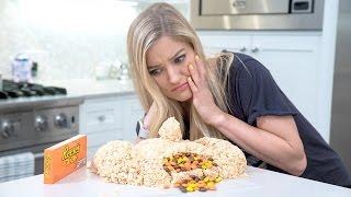Rice Krispies Treat Turkey