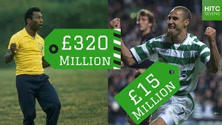 7 football legends: what would they be worth today?