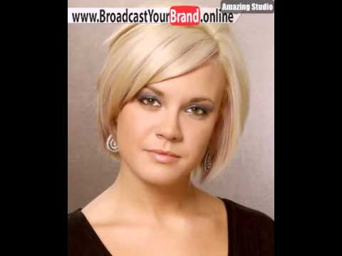 short bob frisuren fà r feines haar youtube