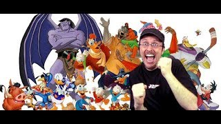 Disney Afternoon - Nostalgia Critic