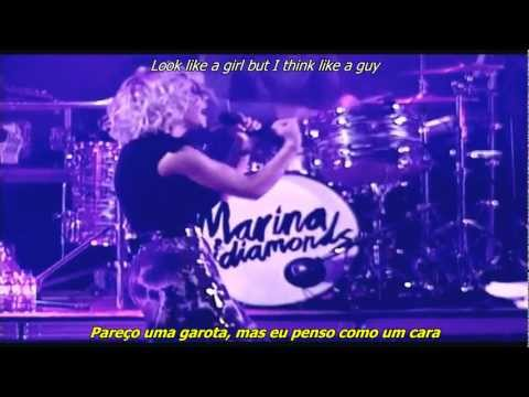 Marina and the Diamonds - Girls (Legendas Pt/Eng)