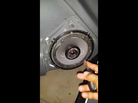 How To Remove Front Door Panel 01 05 Honda Civic Youtube