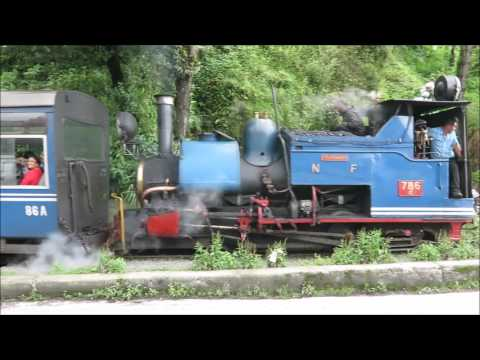 Darjeeling - A Tribute to Queen of Hills (with English Subtitle) | Music By Anjan Dutta