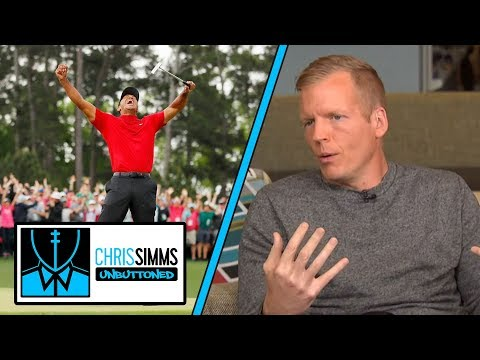 Chris Simms, Liam McHugh reflect on Tiger's Masters win | Chris Simms Unbuttoned | NBC Sports