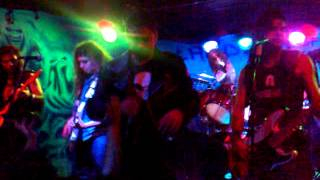 Children of the Beast - Sea of Madness (Blood Rock Bar - Curitiba 06/07/12)