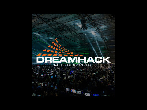 Dreamhack Montreal 2016